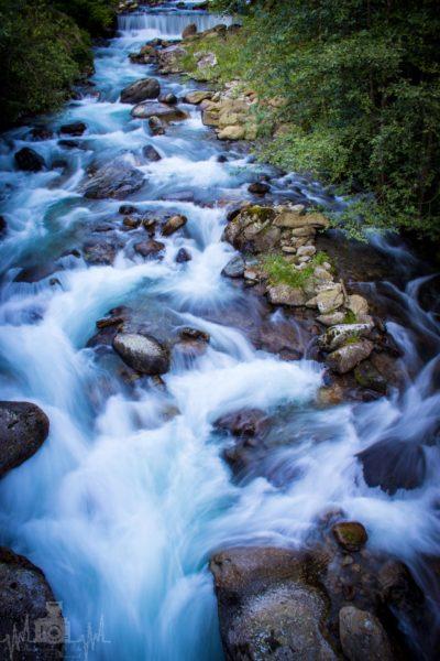 San Leonhard am Passeier Fluss